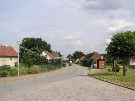 Ortsteil Kuppentin