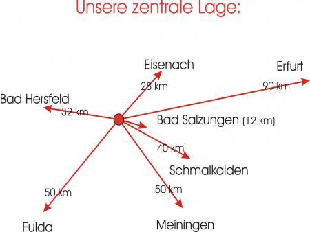 Dorndorf - ganz zentral gelegen