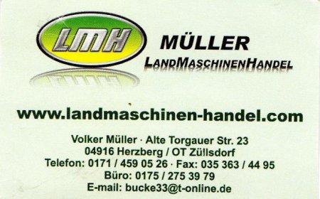 Landmaschinen Müller