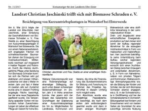 Landrat Christian Jaschinski trifft sich mit Biomasse Schraden e. V..jpg