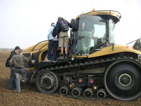 Landtechnik zum Anfassen