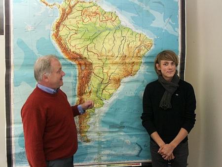 Lateinamerikastudien neben der Schule