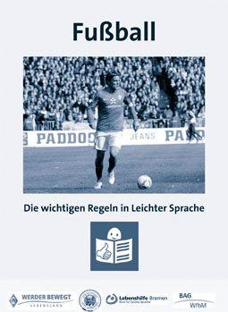 Fußball-Regeln in Leichter Sprache
