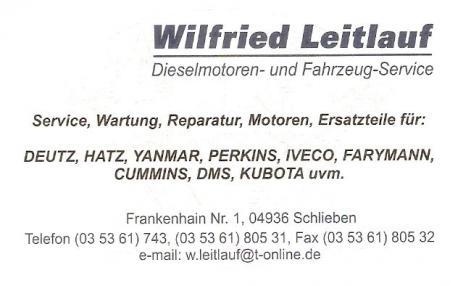 Wilfried Leitlauf