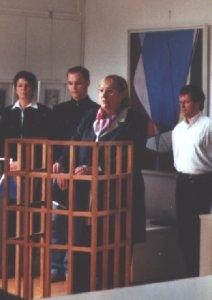 Eröffnung der Leppien-Ausstellung in Göddingen 2004