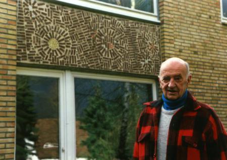 Jean Leppien 1988 in Lüneburg