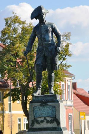 Denkmal für Friedrich II.