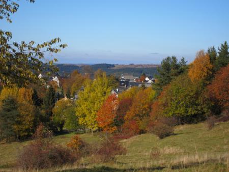 Herbst in Lichtenhain