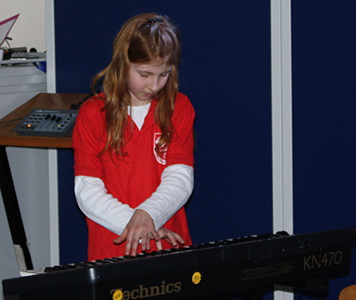Linda Keyboard