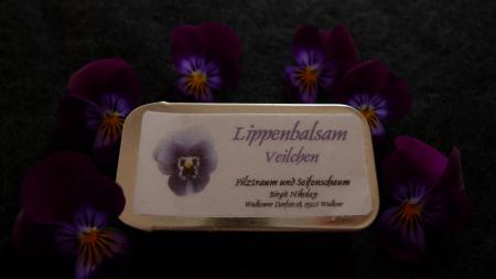 Lippenbalsam Veilchen