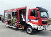 Löschgruppenfahrzeug LF 20-16 L