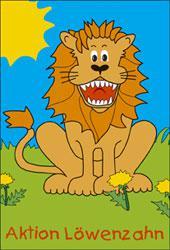 LAGZ-Aktion Löwenzahn