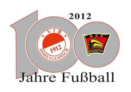 Logo-100 Jahre Fußball
