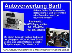 Autoverwertung Bartl