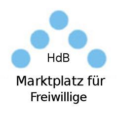 Logo Marktplatz für Freiwillige