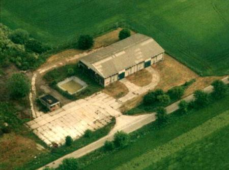 Lagerhalle Kirchhain (2001)