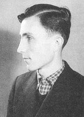 Niklas Luhmann als Schüler