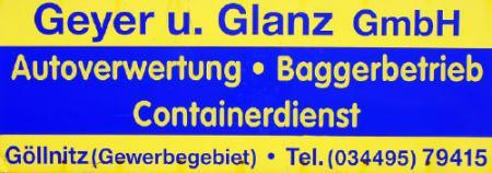 Geyer und Glanz