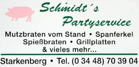 Schmidts Partyservice