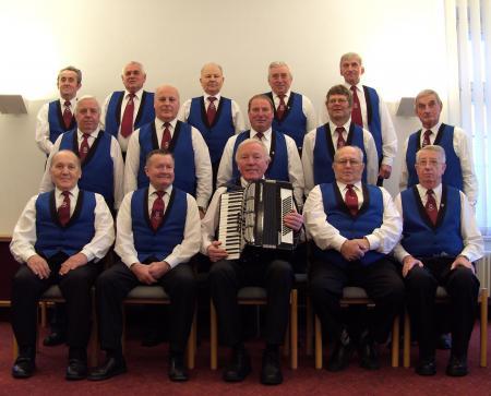 Männerchor 2009