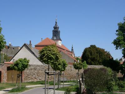 Stadtmauer am Südhag