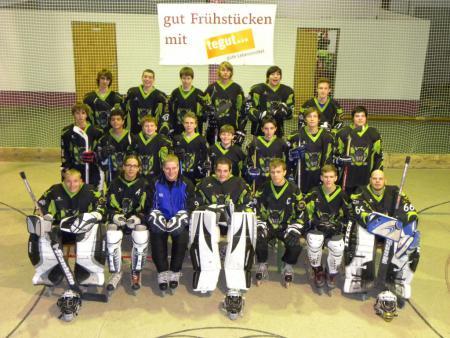 WildBoars-Mannschaftsbild2010