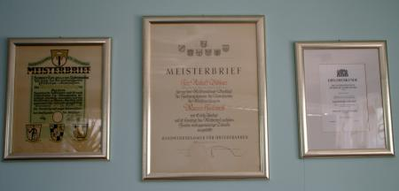 Die Meisterbriefe