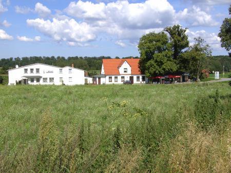 Ansicht Hotel und Gaststätte Moll