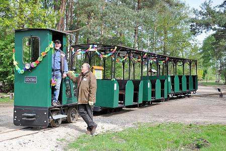 Moorbahn Ströhen