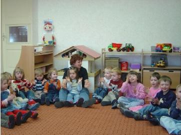 rituale im kindergarten morgenkreis