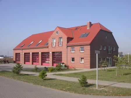 Feuerwehrgerätehaus Stadt Müllrose