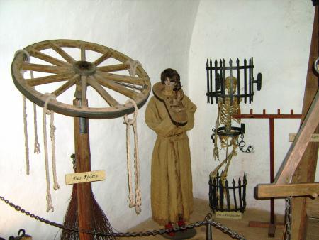Folterkammer , Nachbau