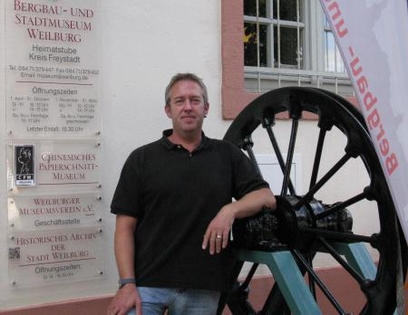 Holger Redling, Museumsleiter