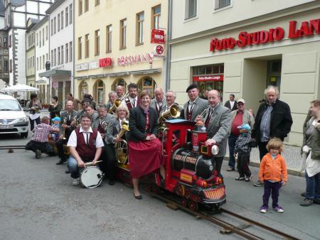 Musikverein in Saalfeld