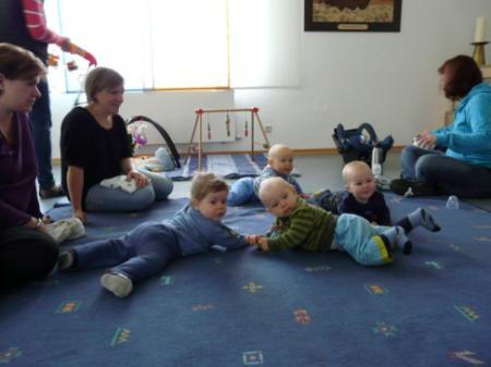 Mutter-Kind-Gruppe