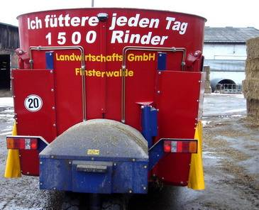 SEKO-Futtermischwagen