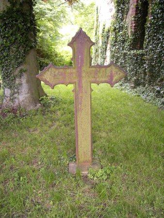 Grabmal für Friederike von Maltzahn
