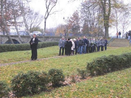 Wiedereinweihung des Denkmals am 19.11.2006 (1)