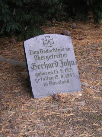 Obergefreiter Gerhard Jahn