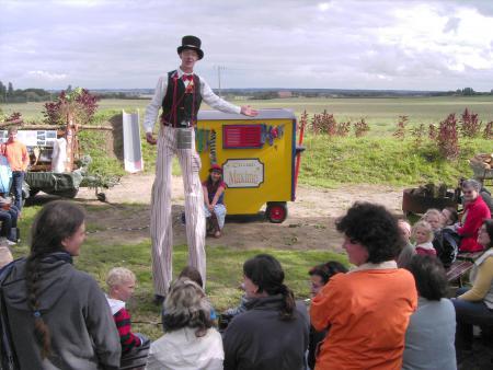 Dorffest in Warsow