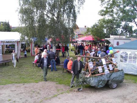 Dorffest Warsow