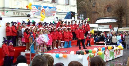 Karneval 22.2.2009