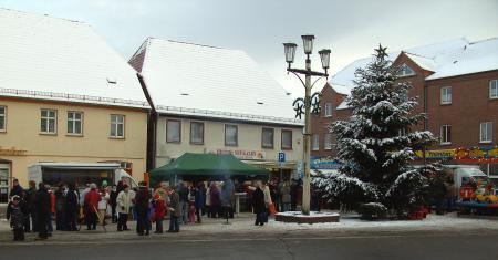 Weihnachtsmarkt am 20.12.2009