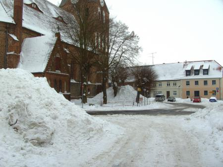 Schneechaos im Februar