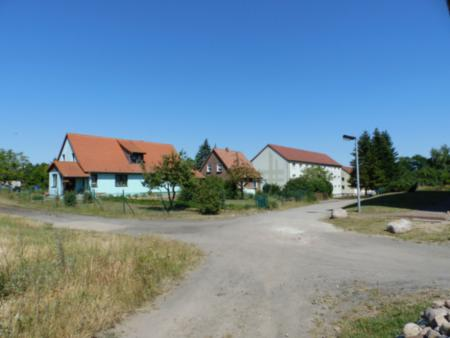 Wohnhäuser bei der Ziegelei