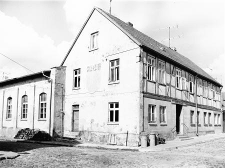 Hier befand sich von 1894 bis 1922 die Gaststätte