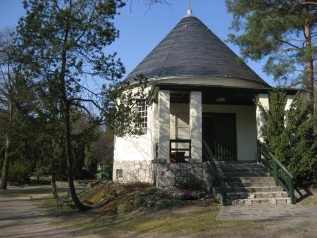 Kapelle nach der Sanierung 2005