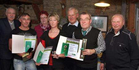 18.02.2013: Dankeschönveranstaltung zur Ehrenamtsauszeichnung 2012
