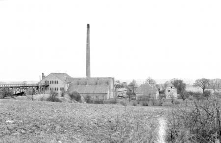 Ziegelei um 1955
