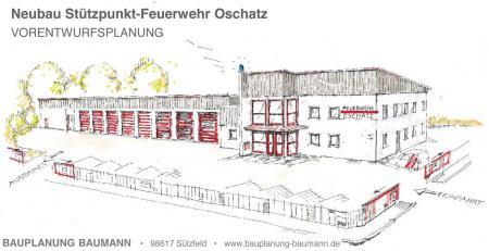 Bauplanung Neubau Oschatz
